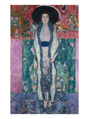 Bildnis Adele Bloch-Bauer Ii, 1912