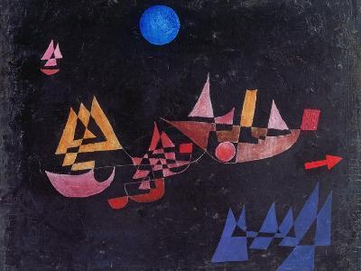 Abfahrt Der Schiffe, 1927