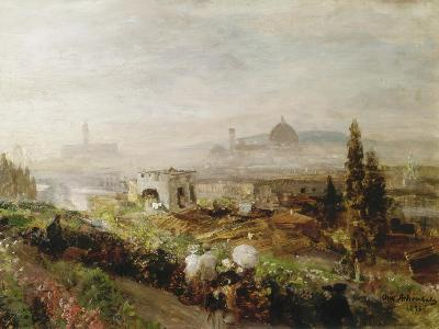 View of Florence, 1898