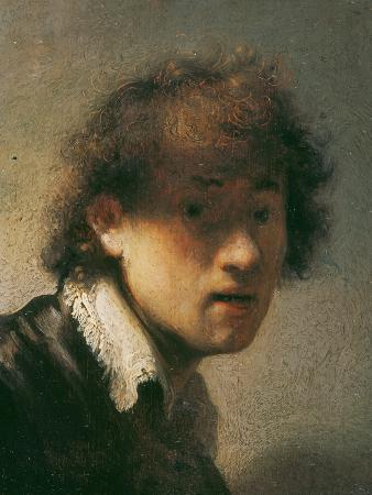 Self Portrait, 1629