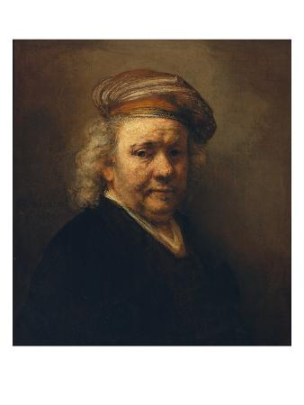 Last Self-Portrait, 1669