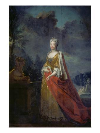 Maria Amalia Von Bayern, Gemahlin Karl Albrechts