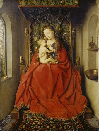 Lucca-Madonna, about 1437/38