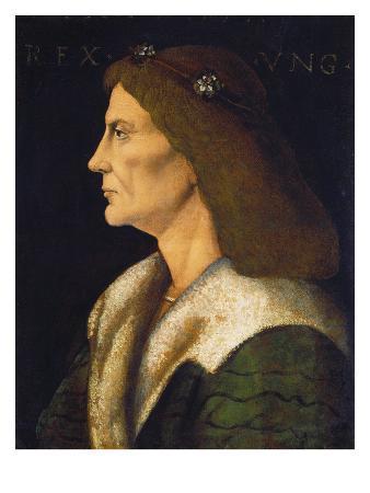 Koenig Matthias (I.), Corvinus, Von Ungarn (1443-1490)