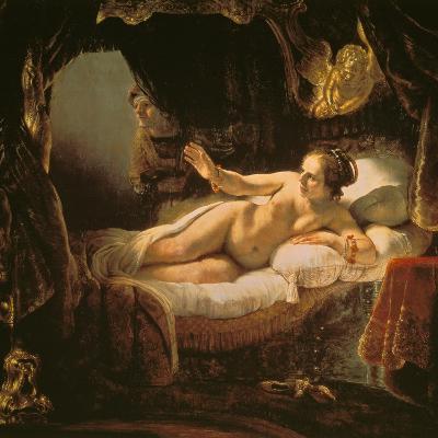 Danae, 1636/1647