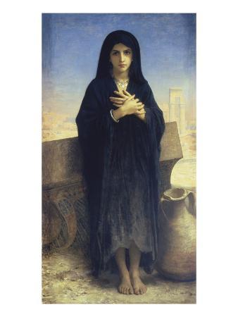 Young Fellah Girl, 1876