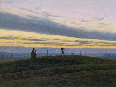 Der Abendstern, um 1830