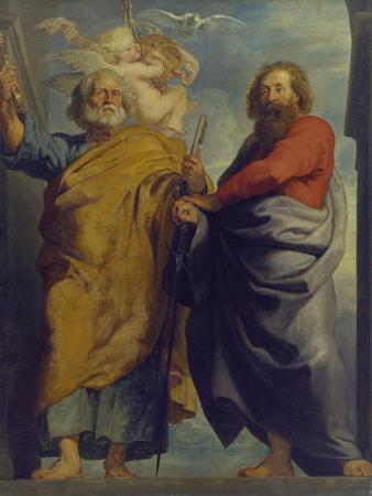 The Apostles St. Peter and St. Paul