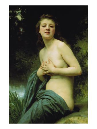 Heavenly Spring, 1895
