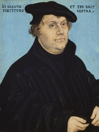Martin Luther, 1532