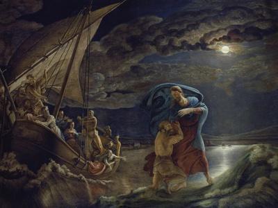 Peter Walks on Water, 1806/07