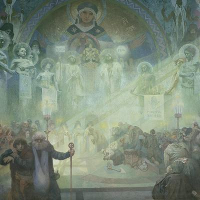 The Slav Epic: Holy Mount Athos, 1928