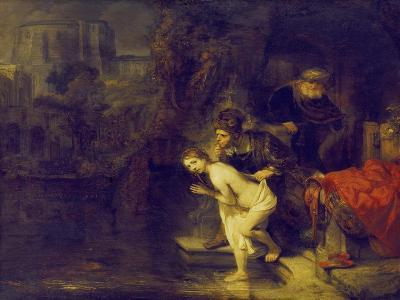 Suzanna and the Two Elders, 1647
