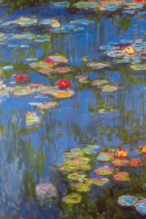Water Lilies No. 3