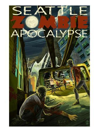 Seattle Zombie Apocalypse
