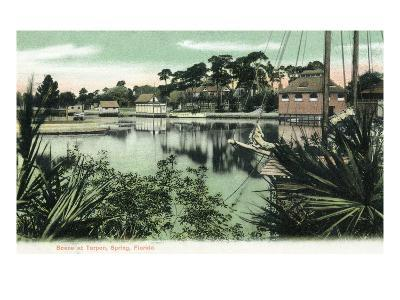 Tarpon Springs, Florida - View from the Water