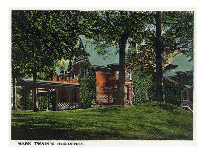 Hartford, Connecticut - Mark Twain's House
