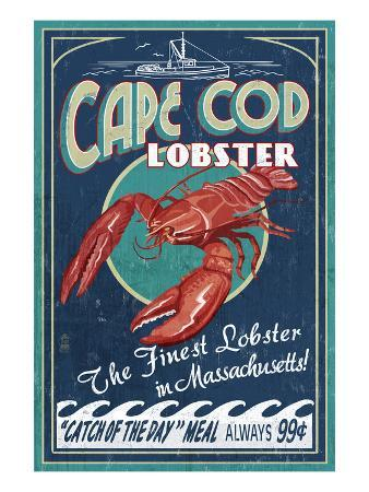 Cape Cod, Massachusetts - Lobster