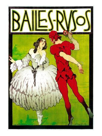 Bailes Rusos (Russion Dance) Theater