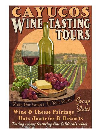 Cayucos, California - Wine Tour