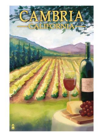 Cambria, California - Wine Country