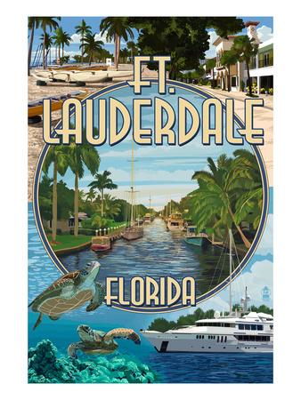 Ft. Lauderdale, Florida - Montage