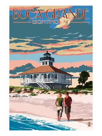 Boca Grande, Florida - Lighthouse