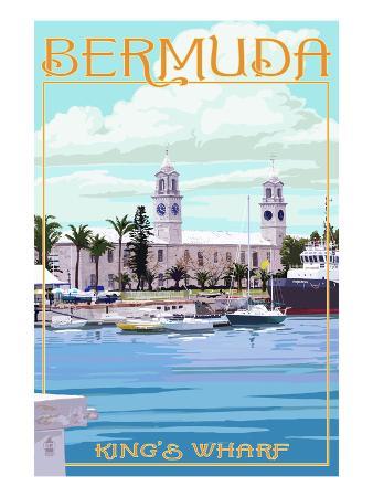 Bermuda - King's Wharf