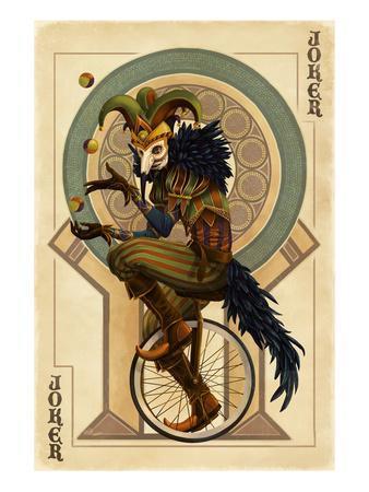 Joker - Playing Card