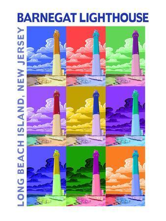 Barnegat Lighthouse, New Jersey Shore