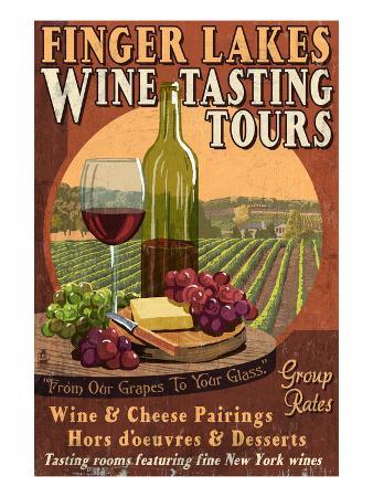Finger Lakes, New York - Wine Tasting