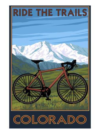 Mountain Bike - Colorado