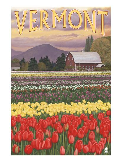 Vermont Tulip Fields