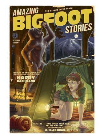 Amazing Bigfoot Stories