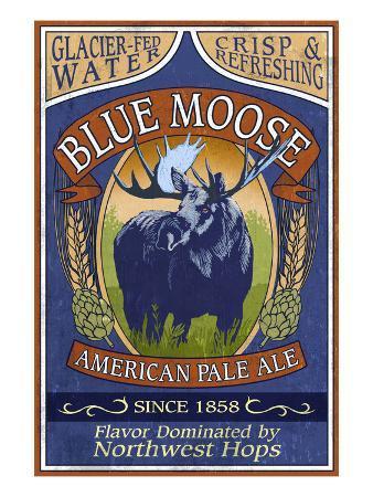 Blue Moose - Northwest Pale Ale