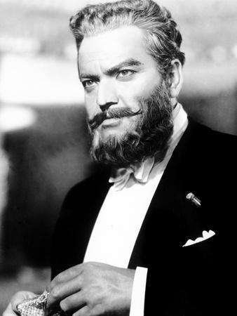 Mr. Arkadin, Orson Welles, 1955