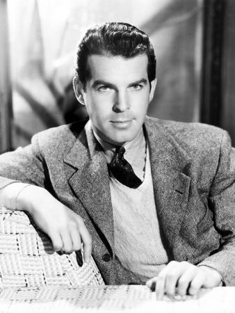 Fred MacMurray, 1936