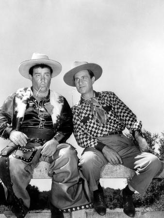 Ride 'Em Cowboy, Lou Costello, Bud Abbott [Abbott and Costello], 1942