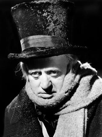 Scrooge, (AKA a Christmas Carol), Alastair Sim, 1951