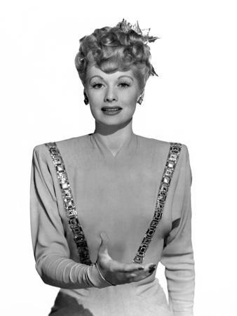 Lucille Ball, ca. Mid-1940s