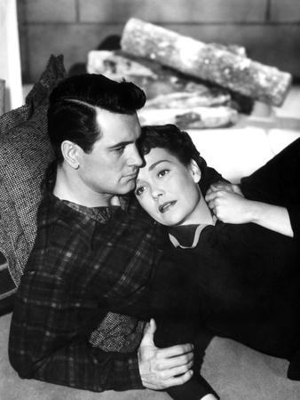 All That Heaven Allows, Rock Hudson, Jane Wyman, 1955