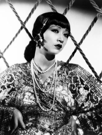 Anna May Wong, ca. 1930s