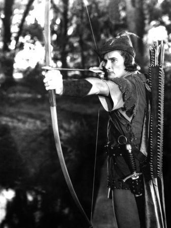 The Adventures of Robin Hood, Errol Flynn, 1938
