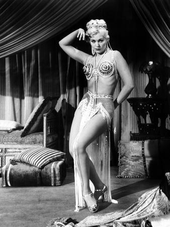 Jeanne Eagels, Kim Novak, 1957