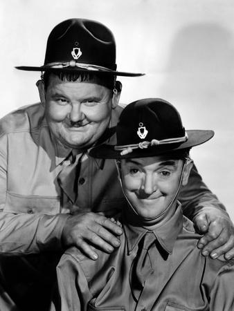 Great Guns, Oliver Hardy, Stan Laurel [Laurel and Hardy], 1941