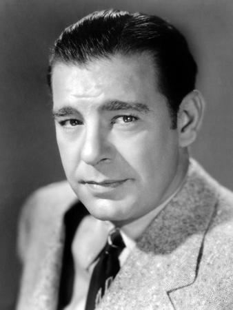 Lon Chaney, Jr., ca. Late 1930s