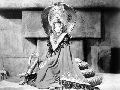 Cobra Woman, Maria Montez, 1944