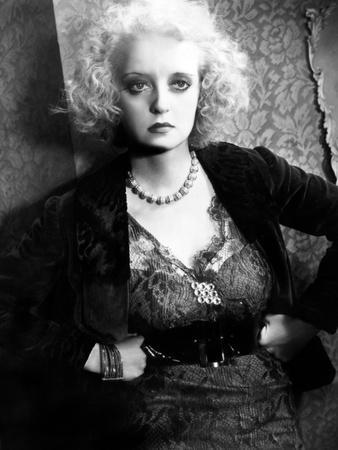 Of Human Bondage, Bette Davis, 1934