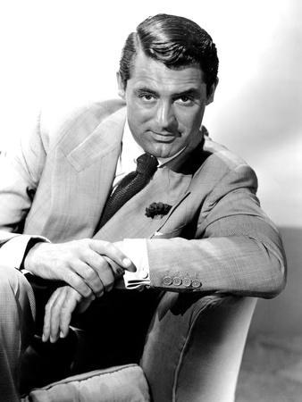 Cary Grant, Portrait