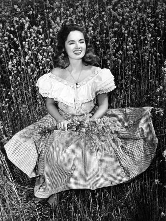 Ann Blyth, 1949